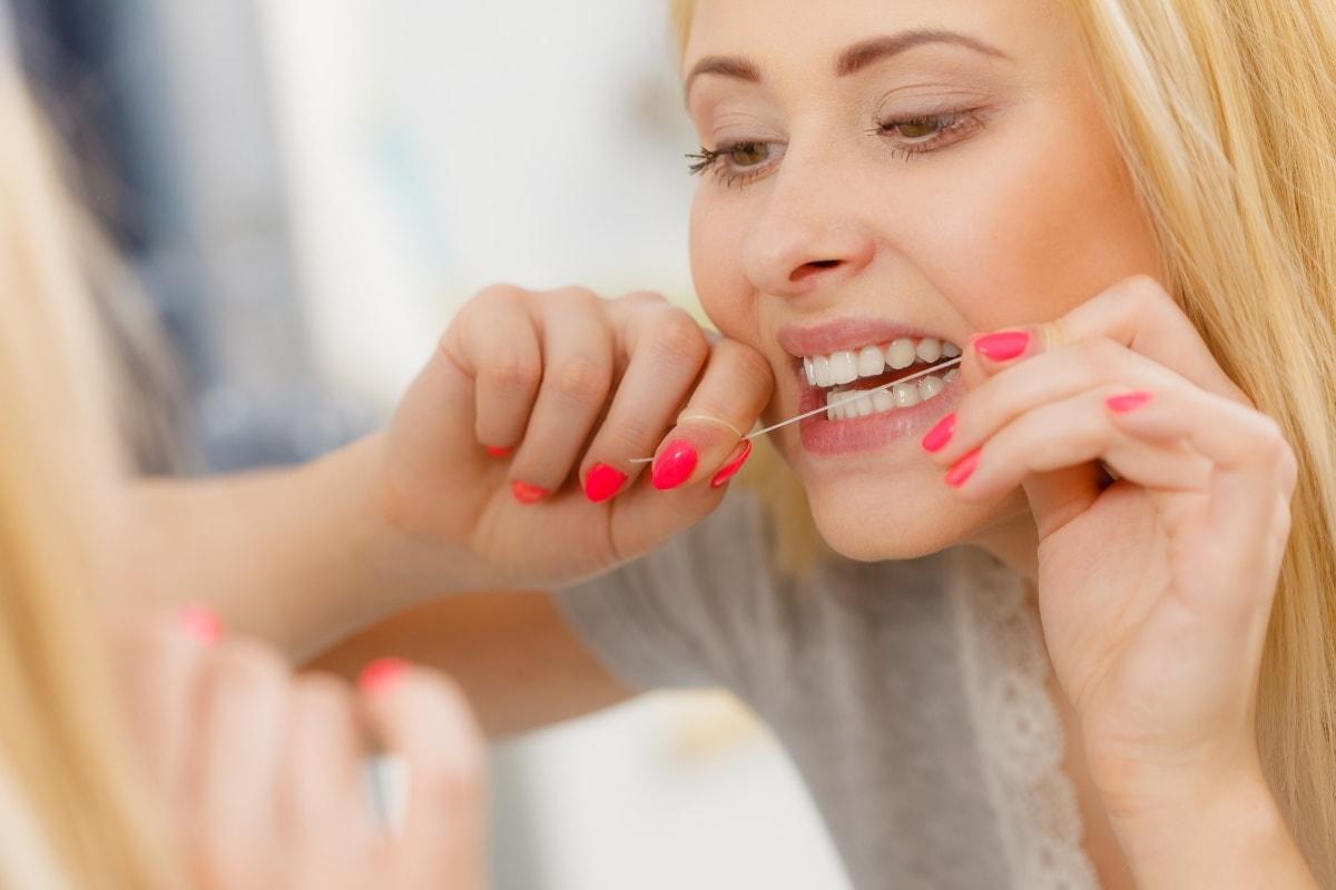 Different Kinds Of Dental Floss